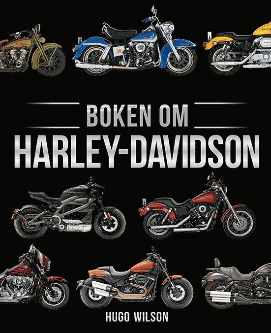 Boken om Harley-Davidson 1