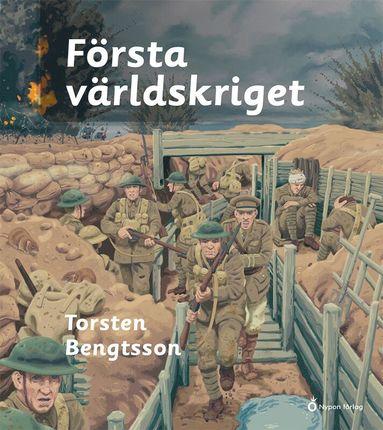 bokomslag Första världskriget