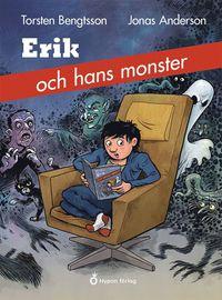 bokomslag Erik och hans monster