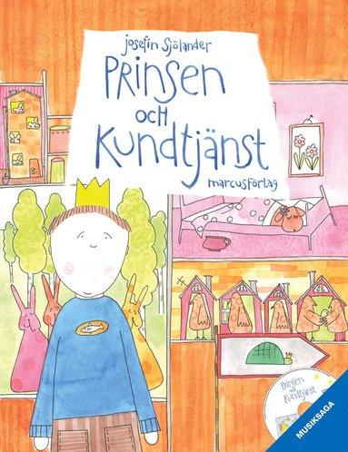 bokomslag Prinsen och kundtjänst