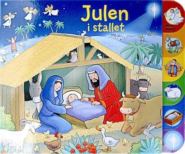 bokomslag Julen i stallet