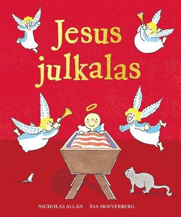 bokomslag Jesus julkalas