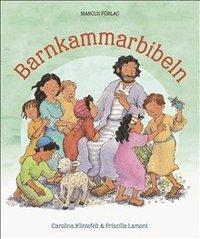 bokomslag Barnkammarbibeln