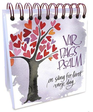 bokomslag Vardagspsalm –en sång för livet varje dag