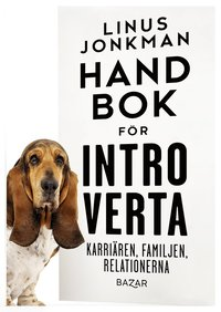 bokomslag Handbok för introverta