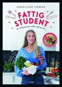 bokomslag Fattig student : 20 veckomenyer under 250 kronor