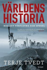 bokomslag Världens historia : Med det förflutna som spegel