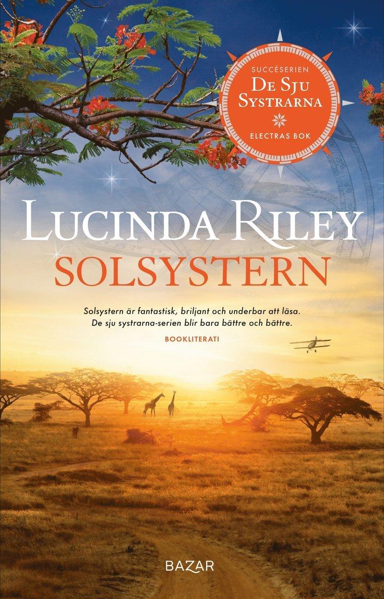 Solsystern : Electras bok 1