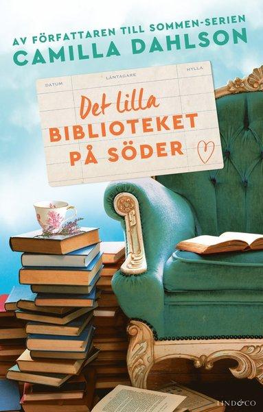 bokomslag Det lilla biblioteket på Söder