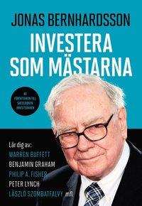 bokomslag Investera som mästarna