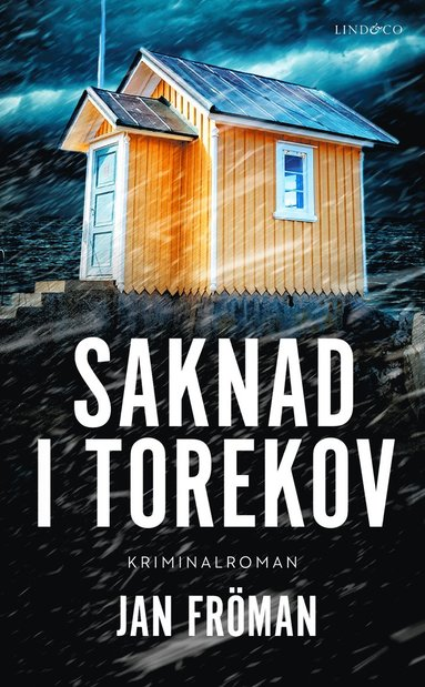 bokomslag Saknad i Torekov