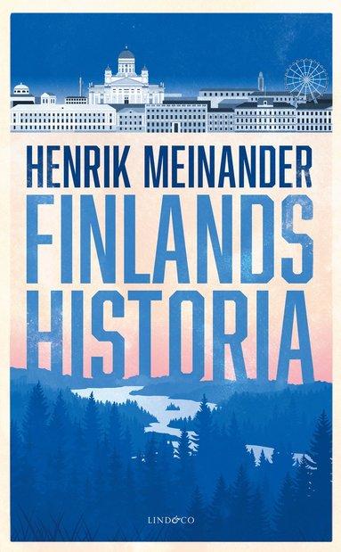 bokomslag Finlands historia