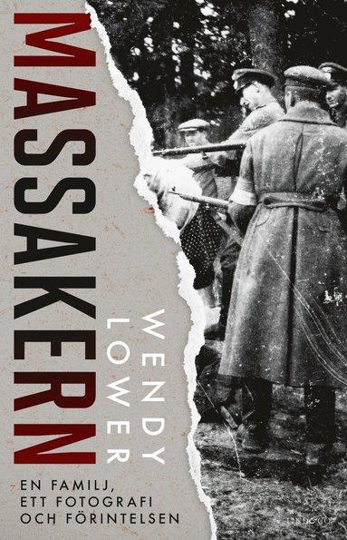 bokomslag Massakern