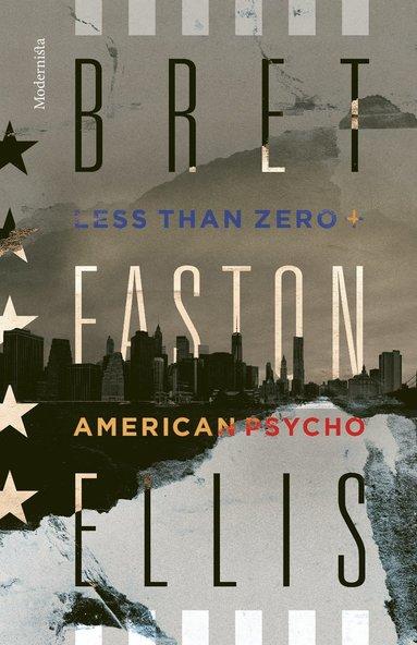 bokomslag Less Than Zero / American Psycho