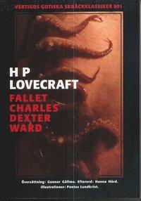 bokomslag Fallet Charles Dexter Ward