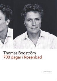 bokomslag 700 dagar i Rosenbad