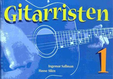 bokomslag Gitarristen 1