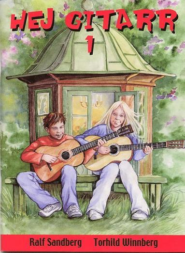 bokomslag Hej Gitarr 1