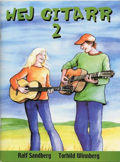 bokomslag Hej Gitarr 2