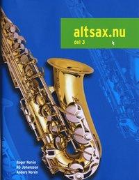 bokomslag Altsax.nu del 3