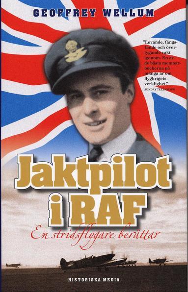 bokomslag Jaktpilot i RAF : en stridsflygare berättar