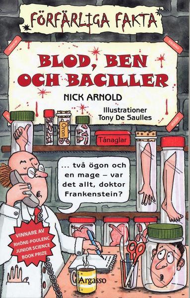 bokomslag Blod, ben och baciller