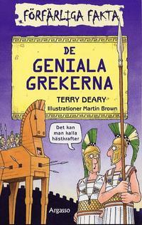 bokomslag De geniala grekerna