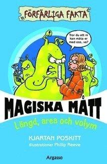 bokomslag Magiska mått : längd, area och volym