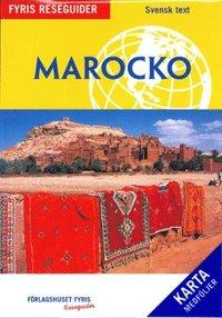 bokomslag Marocko : reseguide (med karta)
