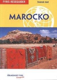 bokomslag Marocko : reseguide utan separat karta