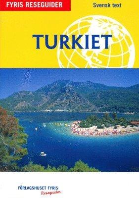 bokomslag Turkiet : reseguide utan separat karta