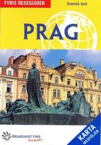 bokomslag Prag : Reseguide