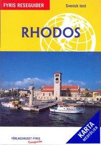 bokomslag Rhodos : reseguide (med karta)