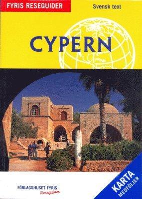 bokomslag Cypern : reseguide (med karta)