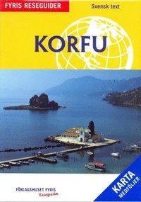 bokomslag Korfu : reseguide (med karta)