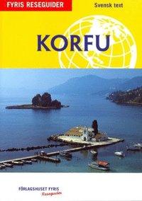 bokomslag Korfu : reseguide utan separat karta