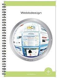 bokomslag Webbdesign