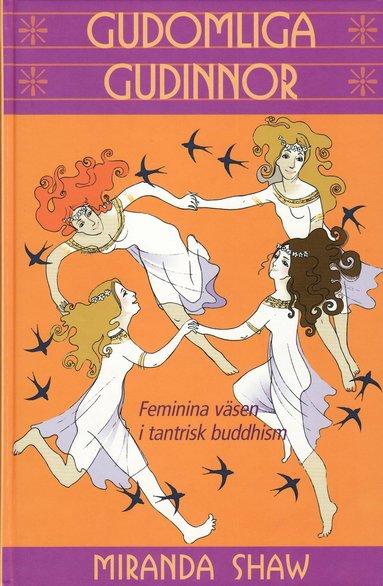bokomslag Gudomliga gudinnor : feminina väsen i tantrisk buddhism