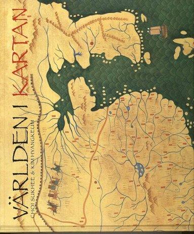 bokomslag Världen i kartan