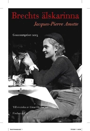 bokomslag Brechts älskarinna