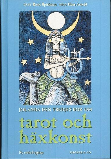 bokomslag Jolanda den tredjes bok om tarot