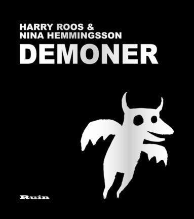 bokomslag Demoner : ett bestiarium