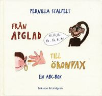 bokomslag Från apglad till öronvax : en ABC-bok