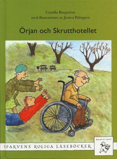 bokomslag Örjan och skrutthotellet