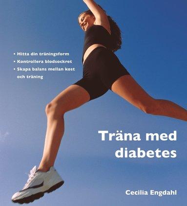 bokomslag Träna med diabetes
