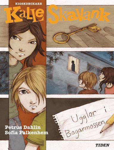 bokomslag Ugglor i Bagarmossen