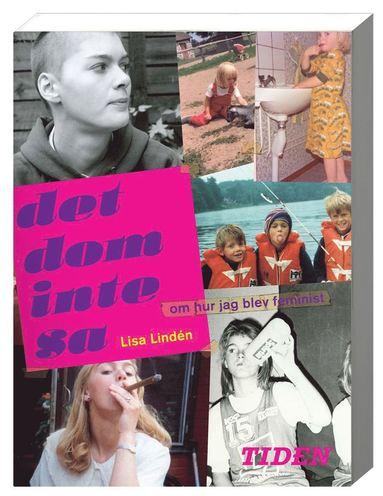 bokomslag Det dom inte sa : om hur jag blev feminist