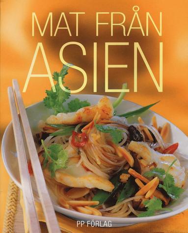 bokomslag Mat från Asien