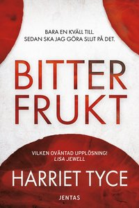 bokomslag Bitter frukt