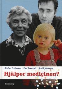 bokomslag Hjälper medicinen?